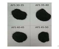 Low Silica Chromite Sand 46%max Cr2o3