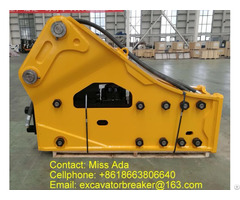 Hydraulic Mining Breaker