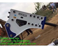 Hydraulic Hammer Breaker For Demolition Work
