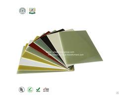 Fr4 Electronic Class B Epoxy Glass Fiber Cloth Sheet