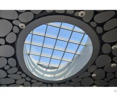 Designed Sky Well Of Ceilings