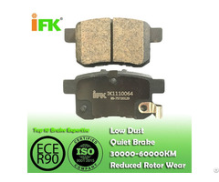 Semi Low Metallic Nao Ceramic 43022tl1g01 Gdb3482 Gdb7770 D1336 D1451 Disc Brake Pad Manufacturer