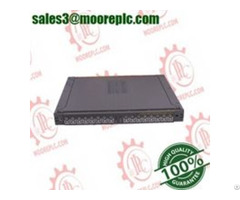 New Ics Triplex T8271 Trusted Fan Bracket 24vdc Roof Mounting And Plc Debugging Steps