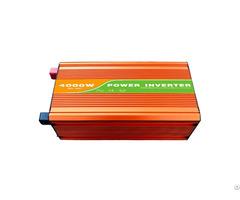 3000w 4000w Solar Power Inverter 12v 24v 48v Pure Sine Wave China Wholesale