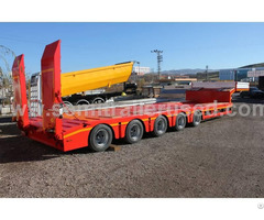 New Lowbed Trailers 5 Axle