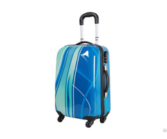 Popular Design 16 Inch Children Series Abs And Pc Kids Trolley Bag Wholesale