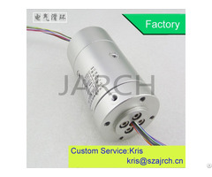 Signal Pneumatic Electric Slip Ring For Rotating Equipment