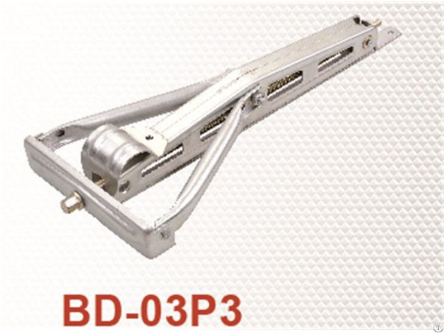 Rv 1 25 Ton Jack Outrigger Zinc Plated
