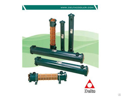 Heat Exchanger Or Series Multi Tube Hydraulic Oil Coolers