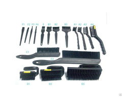 China Reliable Quality Portable Anti Static Conductive Plastic Esd Brush For Pcb Cleaning Wholesale
