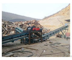 Magnetic Separator And Belt Conveyor