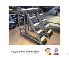 Aluminium Stationary Step Stools For Construction