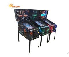 Quality Metal Australian Manufacture Virtual Pinball Game Machine