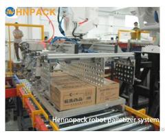 Hennopack Box Robot Palletizer
