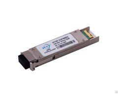 10g 1470nm Xfp 40km Ddm Fiber Optic Transceiver Module
