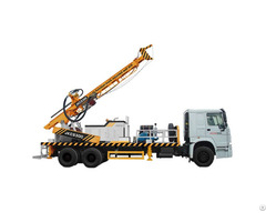 Jkcs300 Truck Mounted Well Drilling Rig