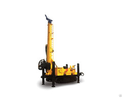 Jks1000 Crawler Mounted Versatile Well Drilling Rig