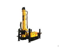 Jks500c Crawler Mounted Versatile Well Drilling Rig