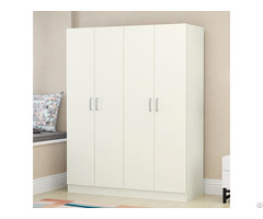 Hot Saling High Quality Modern White Wardrobe For Bedroom