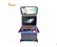 Guangzhou Factory Hot Sales Arcade 2 Players Fighting Cabinet