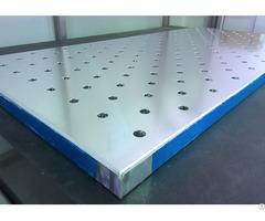 Vacuum Adsorption Platform For Machine