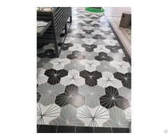 Secoin Hexagonal Cement Tile