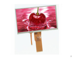 Factory Direct 7 Inch 800 480 Restitive Tft Lcd Touch Display With Rgb Interface