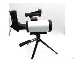 Astronomical Telescope With Finderscope