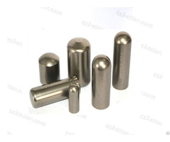 Cemented Carbide Hpgr Studs Tungsten Alloy Stud Pins For Roll Press