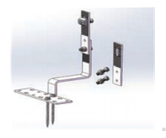 Roof Solar Mounting Systems Stainless Steel Roofs Hooks