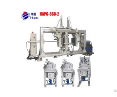 Double Station Apg Clamping Machine