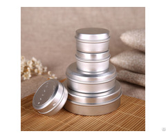 Aluminum Hot Sale Tins For Cosmetic Package