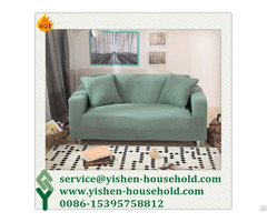 Yishen Household No Moq Spandex Knitted Slipcover Sofa Cover
