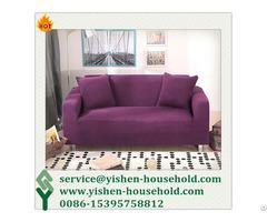 Yishen Household Spandex Cheap Sofa Slip Cover
