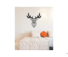 Linewallart Deep Wall Art Figure Design
