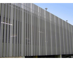 Perforated Galvanized Steel Sheet Excellent Ornament Material