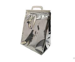 Aluminium Foil Isothermal Cooler Bag For Frozen Food