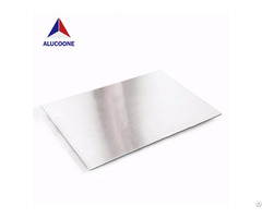Alucoone 2b Nature 304 3016 Stainless Steel Composite Panel