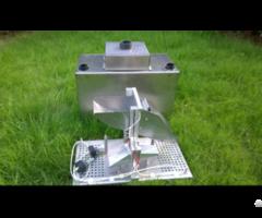 Qt 1000 50 Double Tipping Bucket Flowmeter
