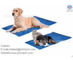 Discount Pet Supplies Products Cooling Mat Cushion From Chinese Manufactory