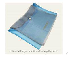 Organza Scarf Envelope Pouch