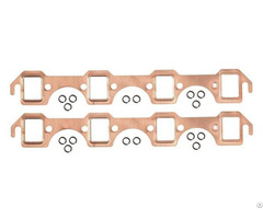 Copper Gaskets With Good Thermal Conductivity And Corrosion Resistance