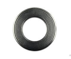 Corrugated Metal Gasket Is Designed For Low Load Applications