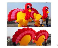 Thanksgiving Turkey Festival Equipment Signs