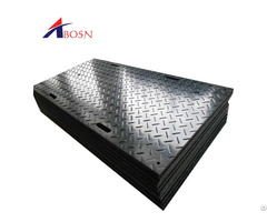 4x8ft Strong Stable Crane Durable No Break Hdpe Ground Mat