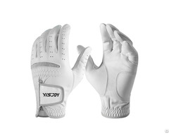 High Quality Cabretta Leather Golf Gloves For Men Women