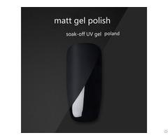 Nail Gel Polish Matt Top Coat Soak Off