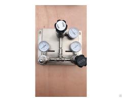 Semi Automatic Pressure Regulator