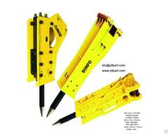 Hydraulic Hammer Breaker Rentals For Demolition Construction