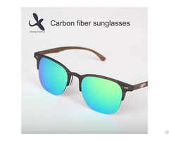 Fashion Carbon Fiber Eyeglass Eyewear Men Woman
